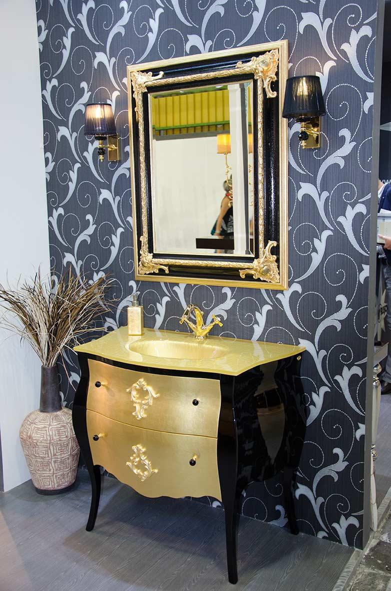 Bagni e cucine mobili da bagno in style hidrobagno - Mobili bagno in stile ...