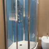 Hidrobagno: Cabina doccia completa