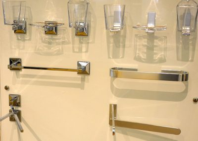 Showroom: Accessori da bagno